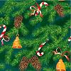 Weihnachten und Neujahr Hintergrund - Tannenbaum Textur