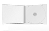 ID 3800898 | Kolekcja różnych pustym polu biały papier cd | Foto stockowe wysokiej rozdzielczości | KLIPARTO