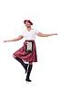 ID 3769056 | Scottish Mann tanzt | Foto mit hoher Auflösung | CLIPARTO