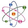 abstrakt atom icon