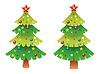 ID 4060999 | Weihnachtsbaum | Stock Vektorgrafik | CLIPARTO