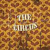 Grunge Circus Hintergrund mit herzförmigen