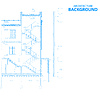 Neue Architektur Hintergrund | Stock Vektrografik
