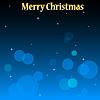 Weihnachten und Neujahr. Grußkarte | Stock Vektrografik