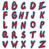Buchstaben des Alphabets | Stock Vektrografik