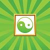 Ying-Yang-Symbol Bild