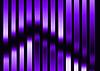 Abstrakte bar violettem Hintergrund | Stock Illustration