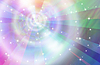 Abstrakt glühenden bunten Hintergrund | Stock Illustration