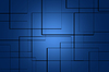Photo 300 DPI: abstract lines square navy blue background