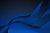 Abstrakte Kurve Marineblauhintergrund | Stock Illustration