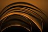 Abstrakte orange Hintergrund Kurve | Stock Illustration