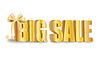 3D großen Verkauf, der reinen, schönen Luxus Gold gemacht