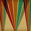 Retro Poster mit abstrakte Grunge-Hintergrund