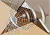 Abstrakte Antenne | Stock Vektrografik