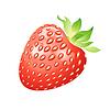 ID 3720828 | Realistische köstliche reife Erdbeeren | Illustration mit hoher Auflösung | CLIPARTO