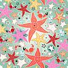 ID 3768308 | Textur der hellen Seesterne | Illustration mit hoher Auflösung | CLIPARTO
