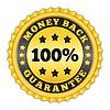Geld zurück Garantie Golden Label
