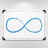 ID 3801425 | Infinity Symbol Bord | Stock Vektorgrafik | CLIPARTO