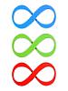 ID 3809148 | Infinity-Symbole | Stock Vektorgrafik | CLIPARTO