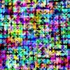 Абстрактные бесшовные фон неоновый | Иллюстрация