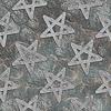 Estrellas. Modelo de piedra inconsútil | Ilustración