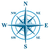 ID 3722104 | Windrose. Anmeldung auf alten Karten | Stock Vektorgrafik | CLIPARTO