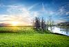 Frühlingslandschaft | Stock Foto