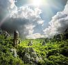 ID 3844657 | Tal der Geister in der Ukraine | Foto mit hoher Auflösung | CLIPARTO