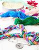 Sztuka tkania i haftowania | Stock Foto