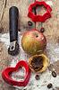 Starożytne receptury wypieku rosyjskiego | Stock Foto
