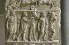 ID 3905089 | Antike römische Relief des Museums der Vatikan. Rom | Foto mit hoher Auflösung | CLIPARTO