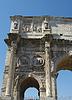 Collage der Sehenswürdigkeiten von Rom, Italien | Stock Foto