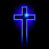 Христианский символ распятия | Векторный клипарт