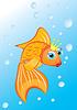 Goldene Fisch