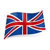 Staatliche Flagge von Großbritannien