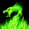 Feuerdrache