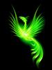 ID 4012329 | Feuer Phoenix | Stock Vektorgrafik | CLIPARTO