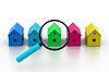 ID 4010799 | Szukaj nowy dom | Stockowa ilustracja wysokiej rozdzielczości | KLIPARTO