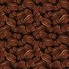 Jednolite tło z ziaren kawy | Stock Vector Graphics