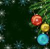 기념 배경, 연말 및 크리스마스 카드 | Stock Vector Graphics
