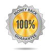 Geld-zurück-Garantie für Zeichen
