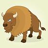 ID 3839277 | Bison | Illustration mit hoher Auflösung | CLIPARTO