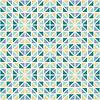 Bez szwu wzoru geometrycznego | Stock Vector Graphics
