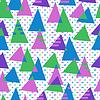 Abstrakter Hintergrund mit Farbe Zahlen