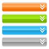 ID 3728428 | Langes Rechteck Web-Schaltfläche mit Download | Stock Vektorgrafik | CLIPARTO
