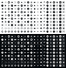 400 Pfeil-Zeichen-Icon-Set