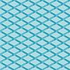 Sechseck seamles blauen Muster