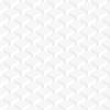 Sechseck seamles weißem Muster