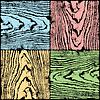 ID 3743981 | Wood texture background seamless patterns | Klipart wektorowy | KLIPARTO