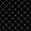 Schwarz nahtlose Muster mit weißen Herz-Symbol